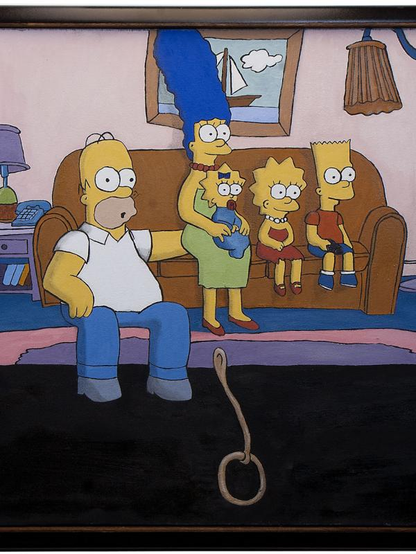 Drop Out (The Simpson's Movie)